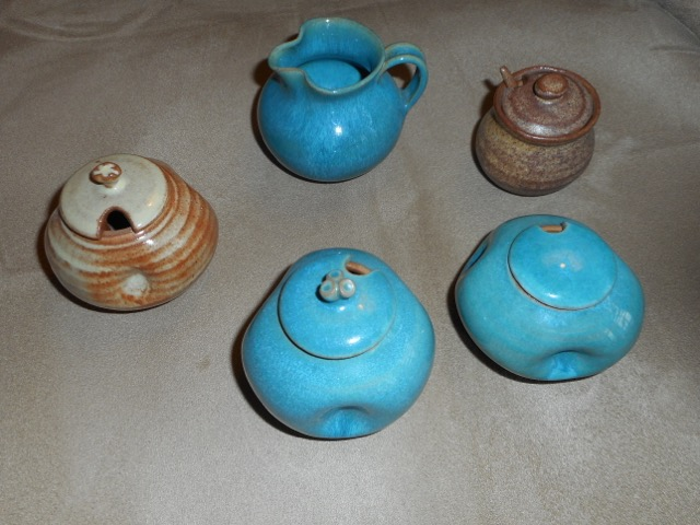 Pottery by Kit Ross