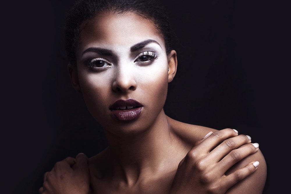 Model:  Tierra Benton