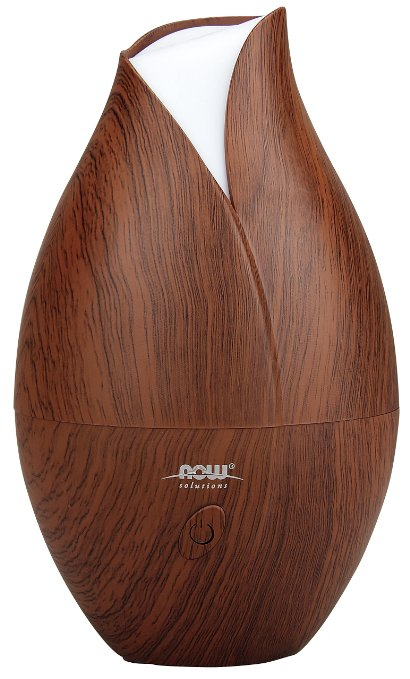 Now Foods Ultrasonic Wood Grain Oil Diffuse