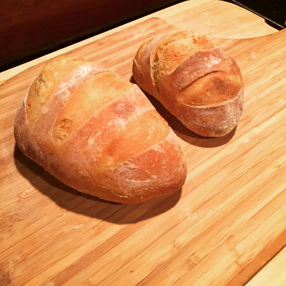 Two Loaves I Made Recently