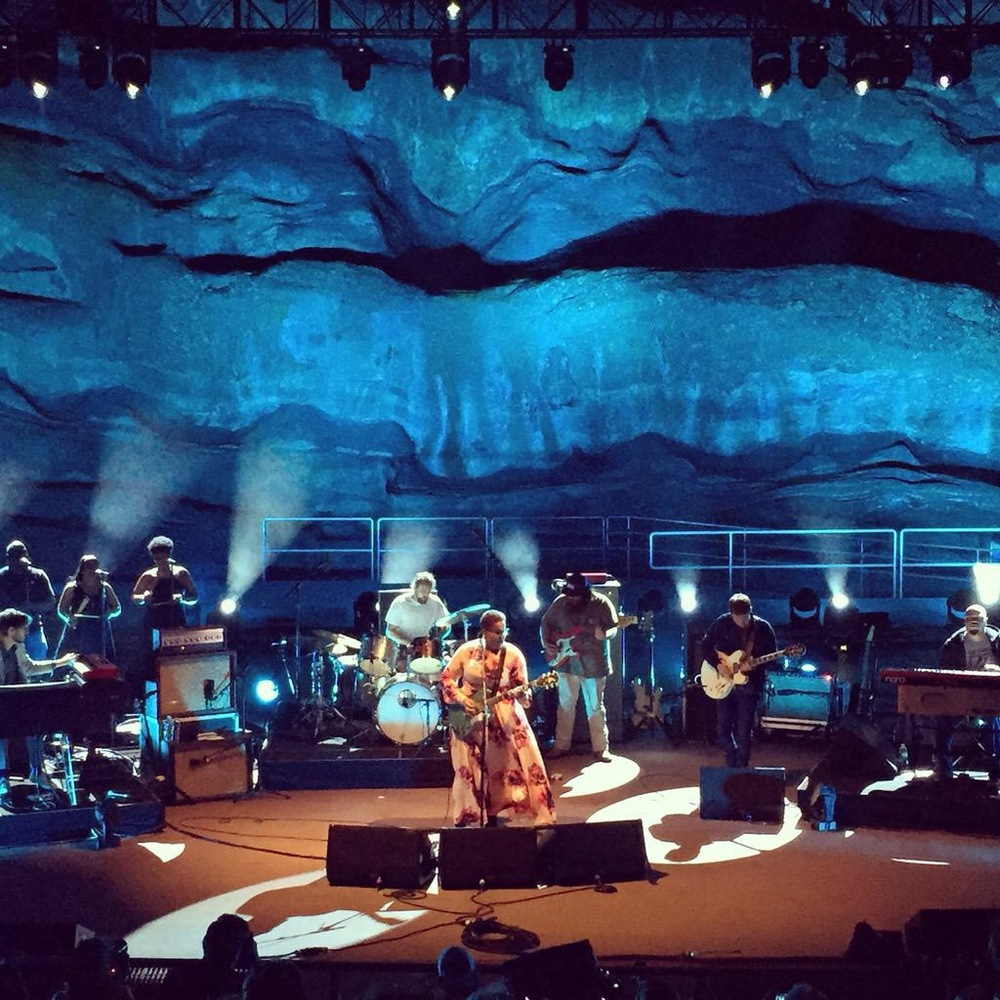 Alabama Shakes at the Red Rocks