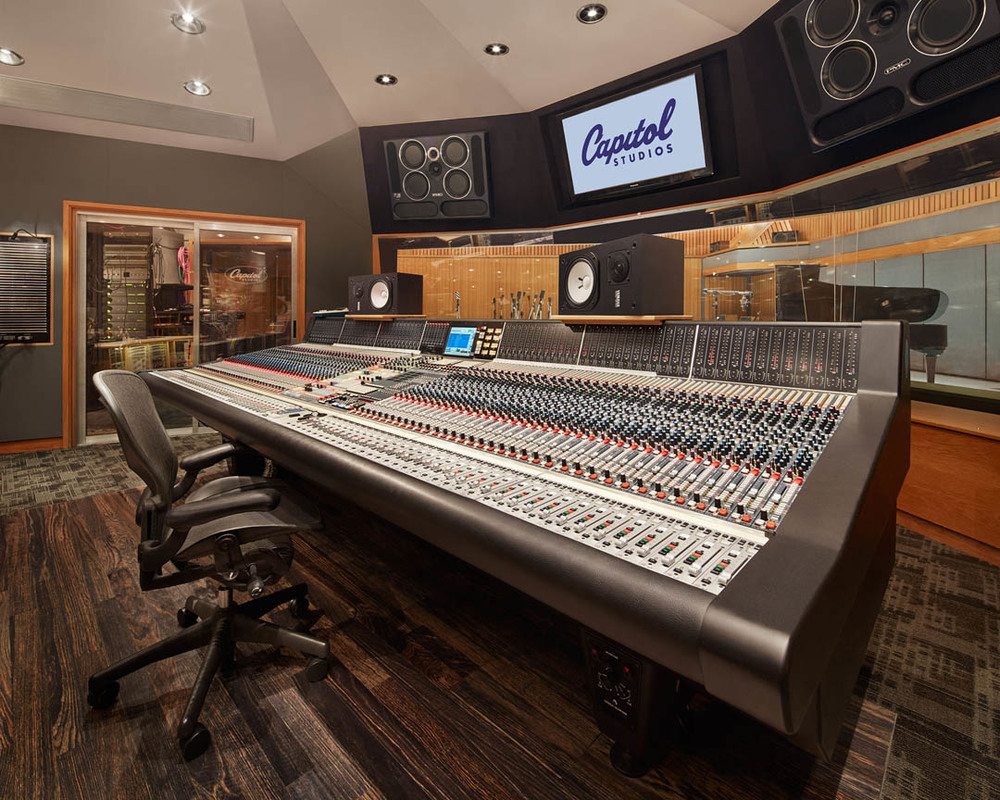 Capital Studios, Studio A