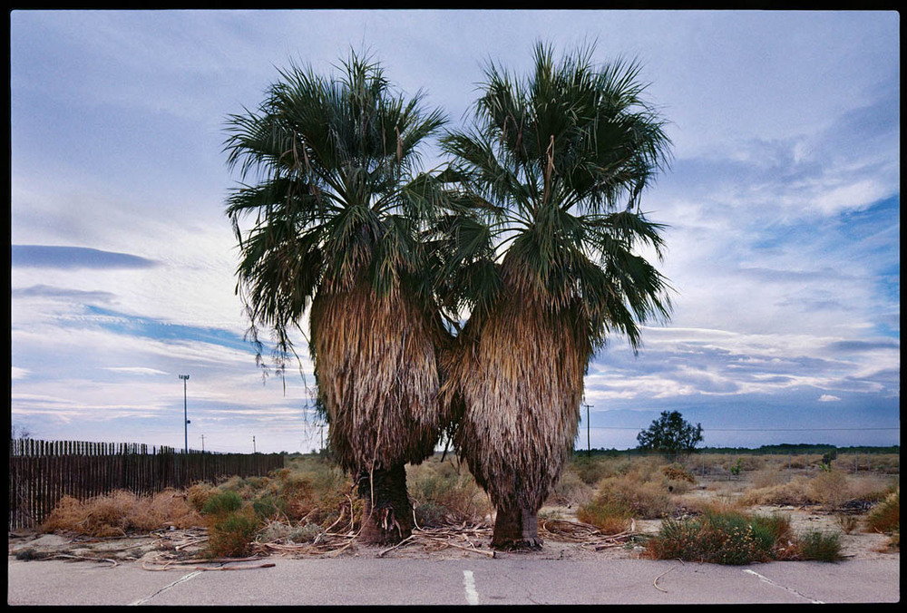 Two Palms, Salton Sea, Ca.