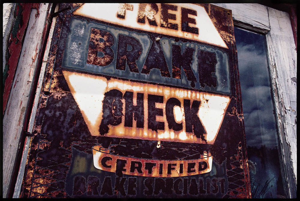 Free Brake Check, Minnesota 1986
