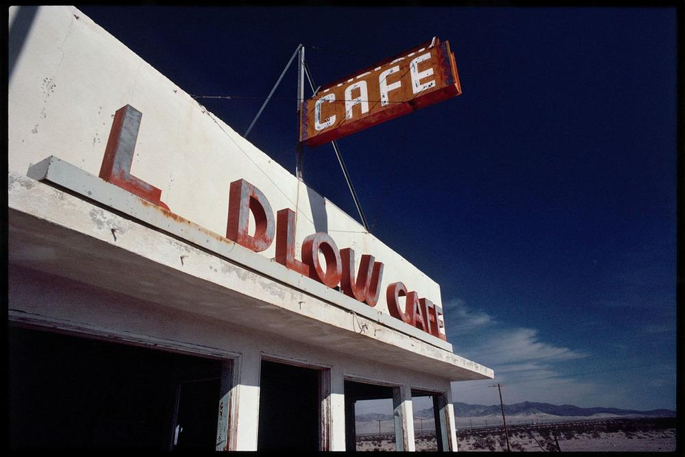 Ludlow Cafe, Ludlow, Ca.