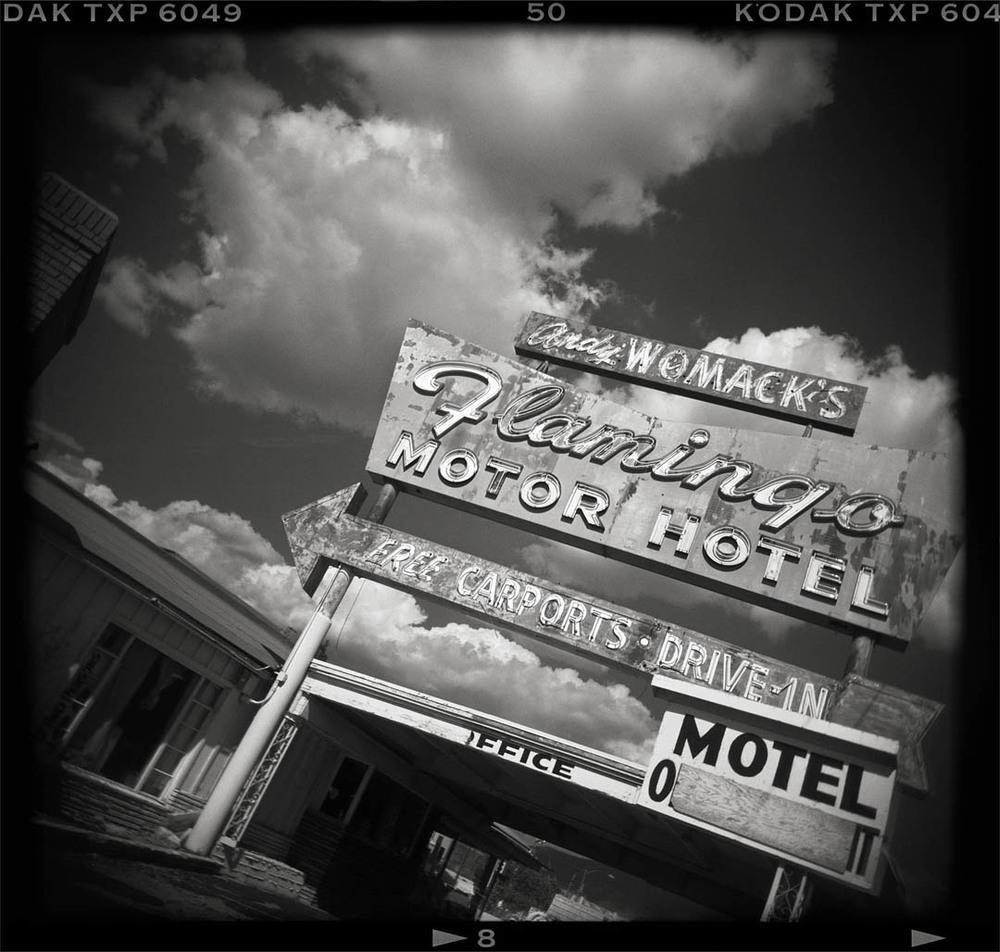 Flamingo Motor Hotel, Flagstaff, AZ