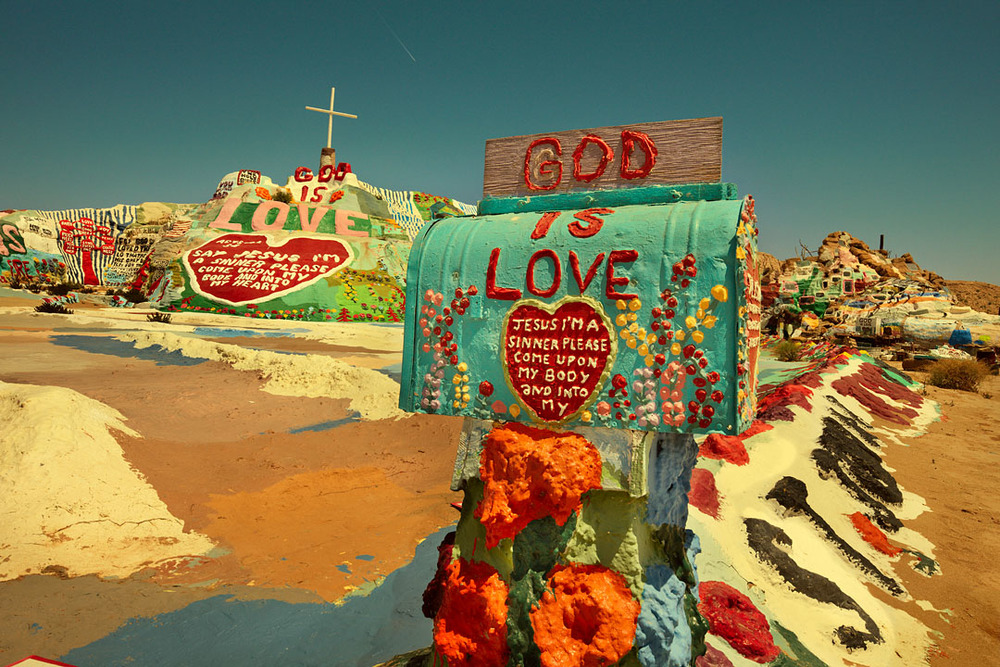 Salvation Mtn.