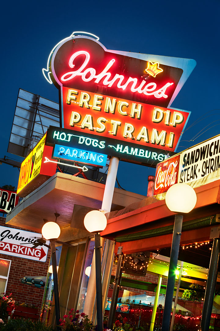 Johnny's French Dip, Culver City, Ca.