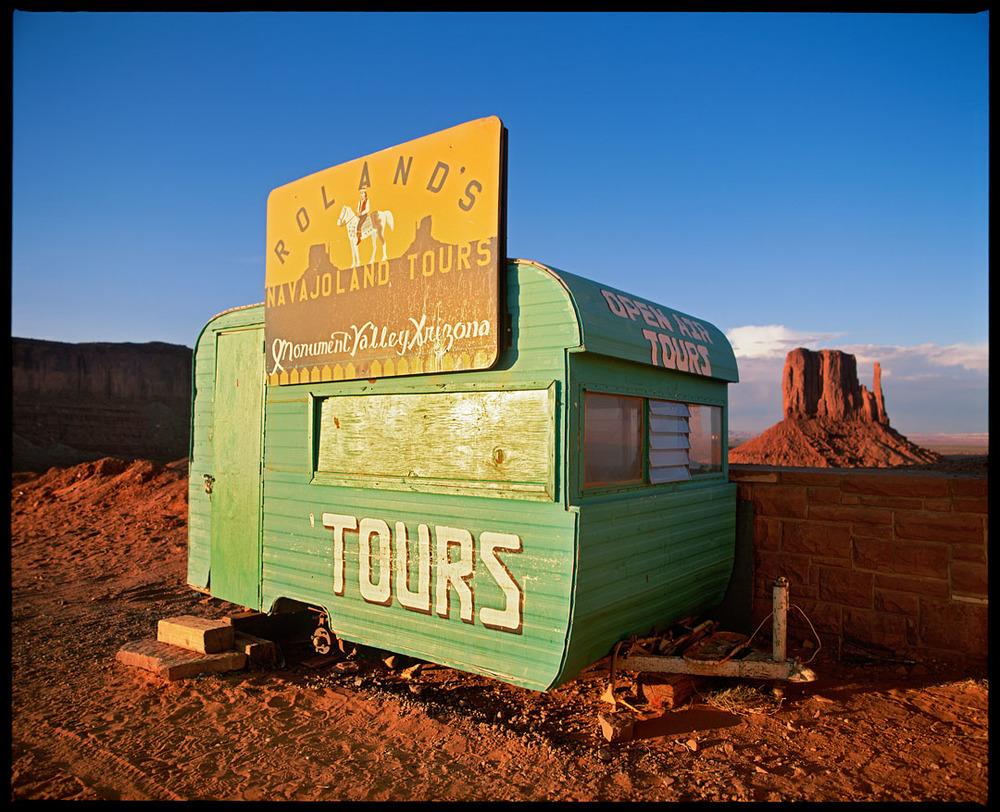 Roland's Navaholand Tours