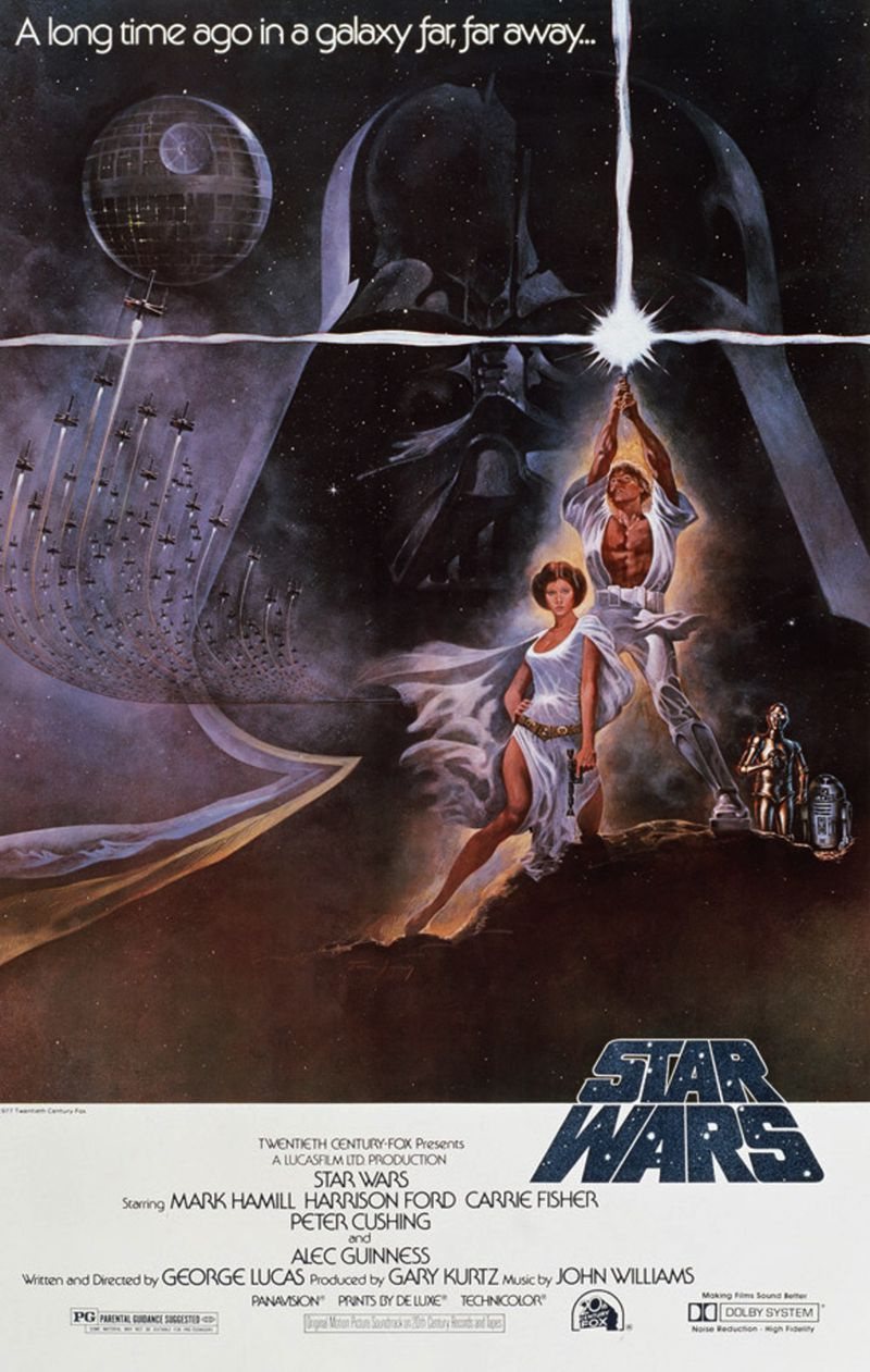 Ep IV: Star Wars A New Hope