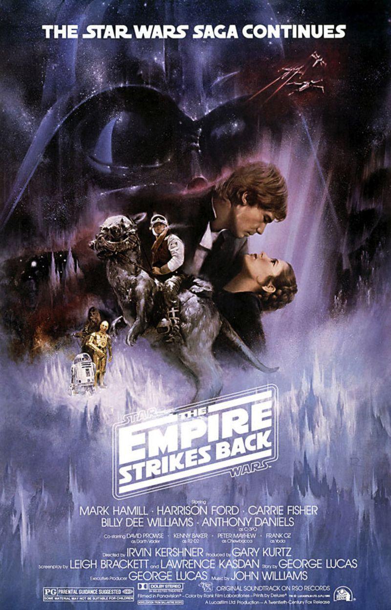 Ep V: The Empire Strikes Back