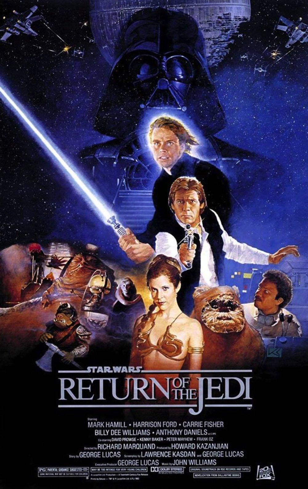 Ep VI: Return of the Jedi
