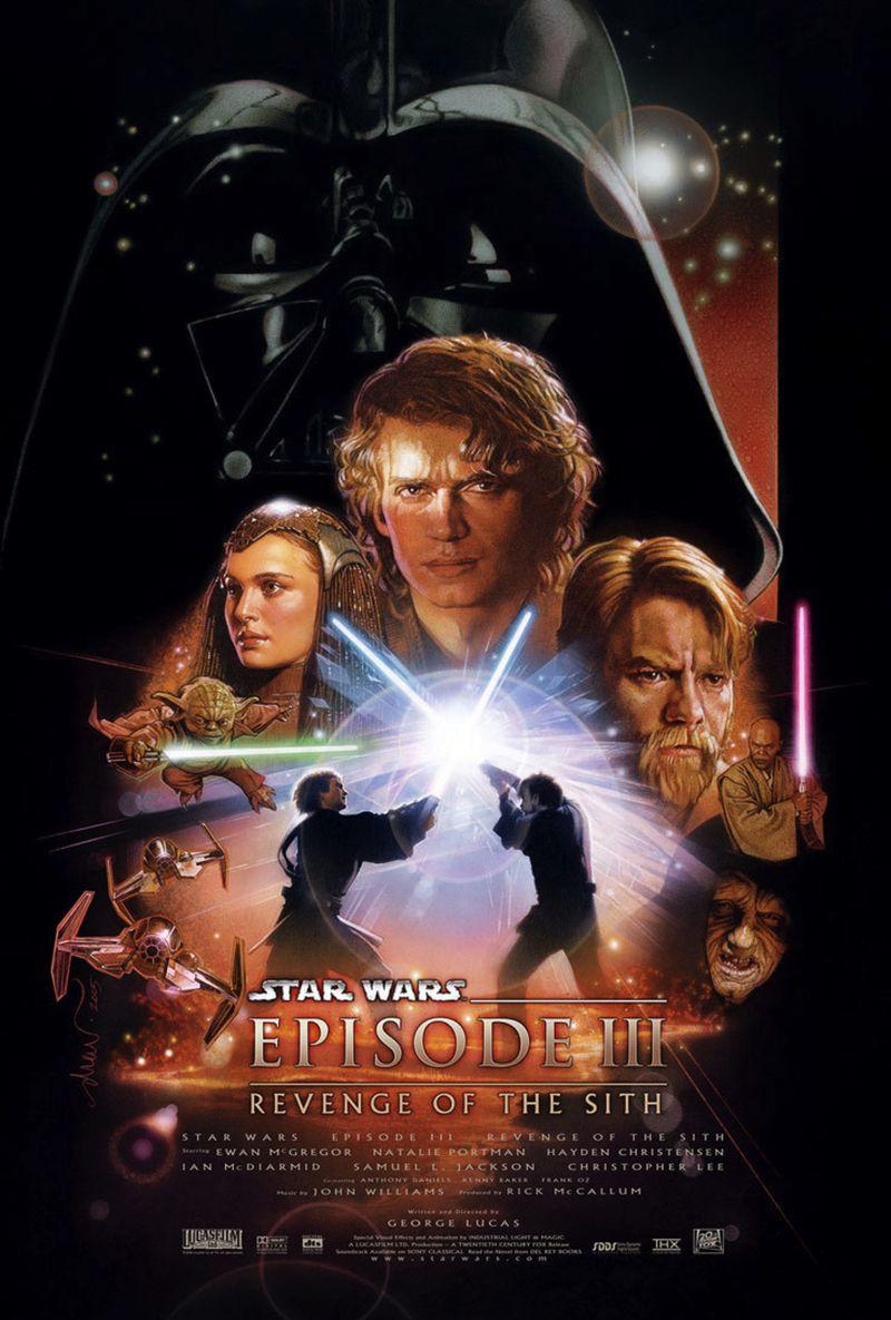 Ep III: Revenge of the Sith