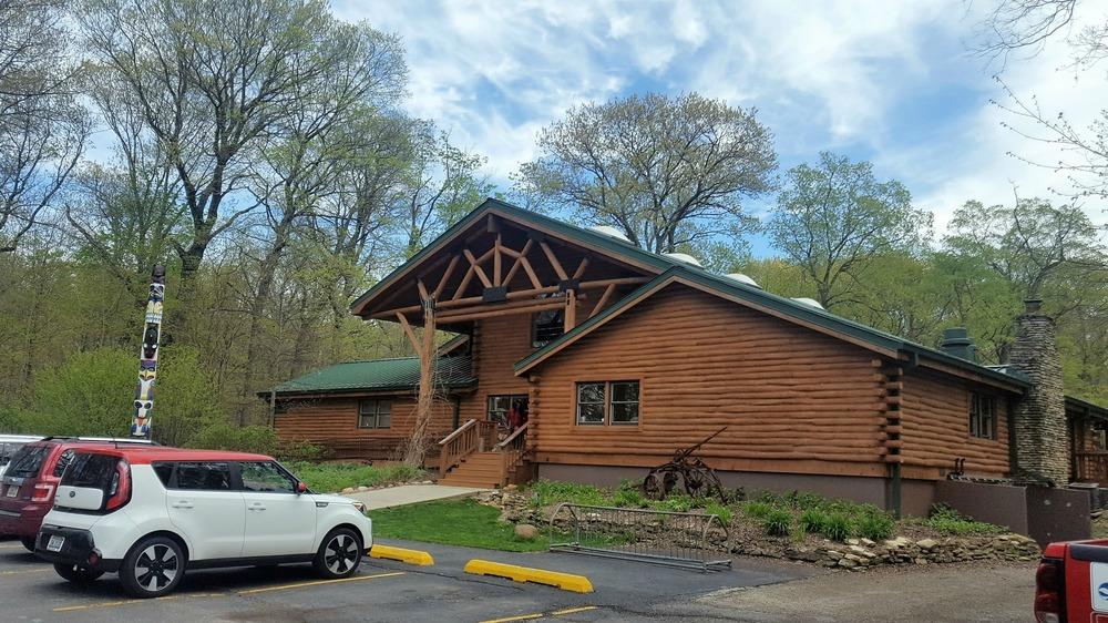 Pilcher Park Nature Center