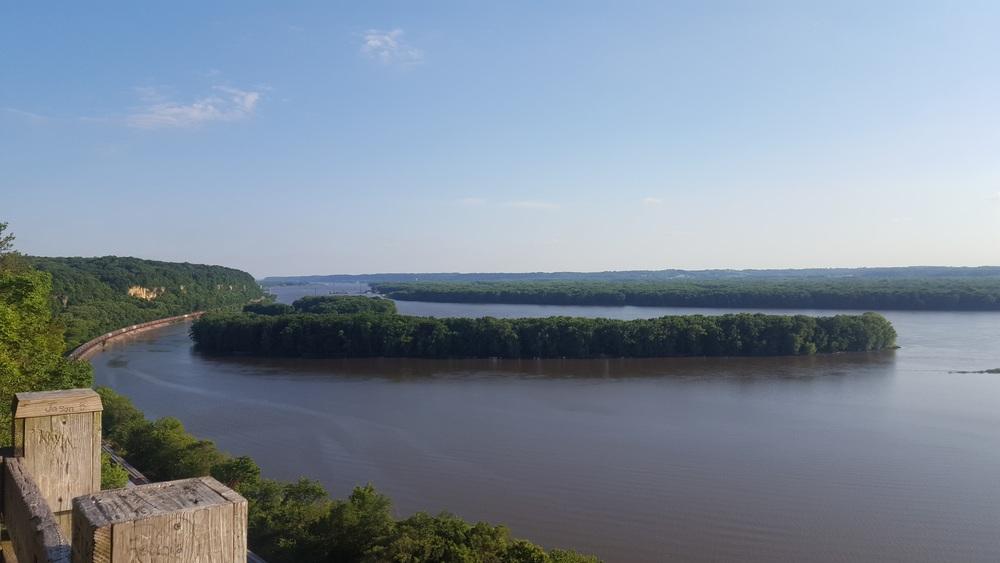 Mississippi Palisades State Park5
