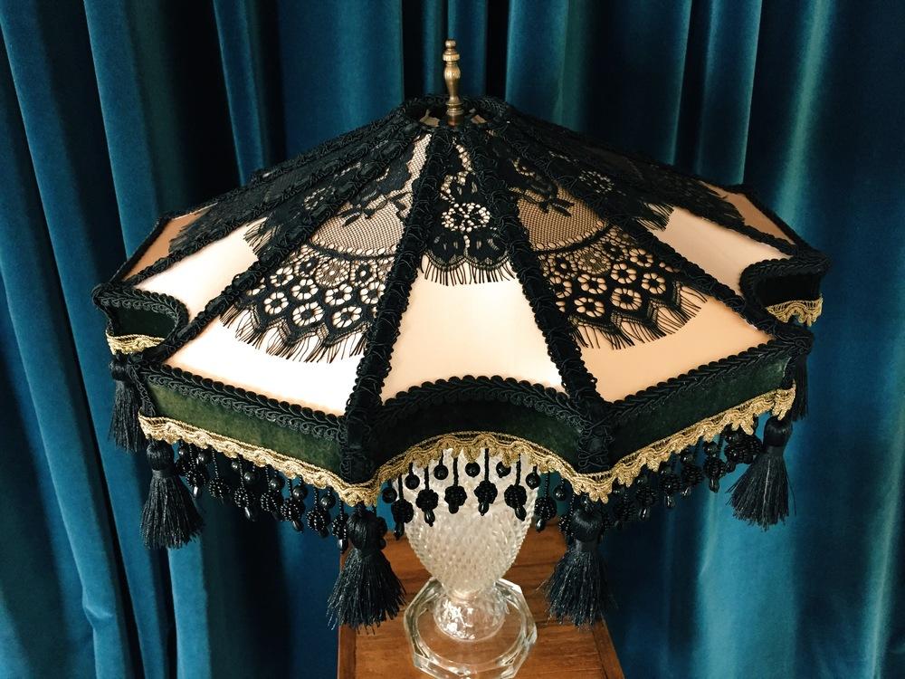 Silk Parlor Victorian Lampshade 4.JPG