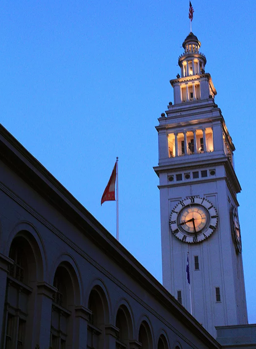 ferry building - sanfran