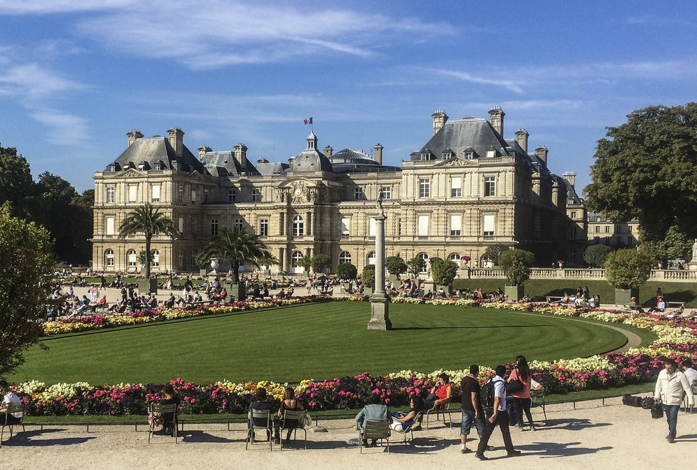 Jardin du Luxembourg, The 6th