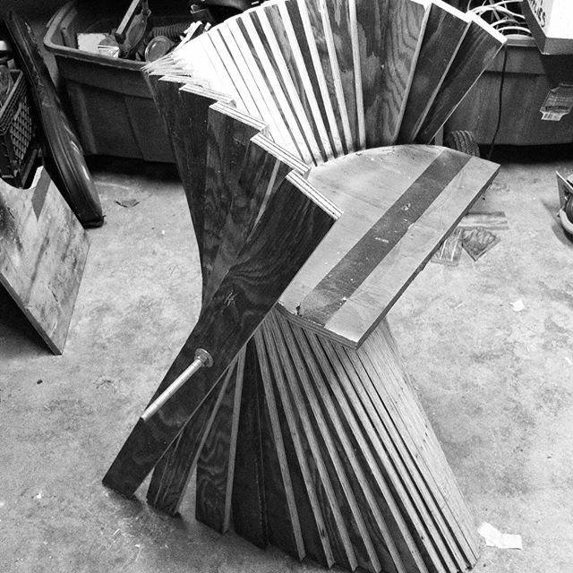 Fan Chair - Prototype