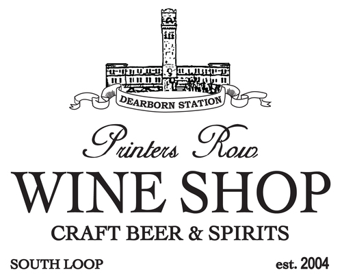 Printer's Row Wine Shop