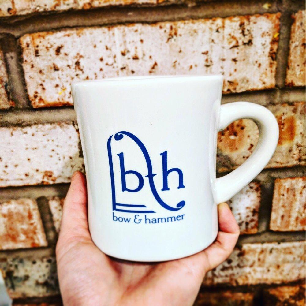 B&H Diner Mug, $10