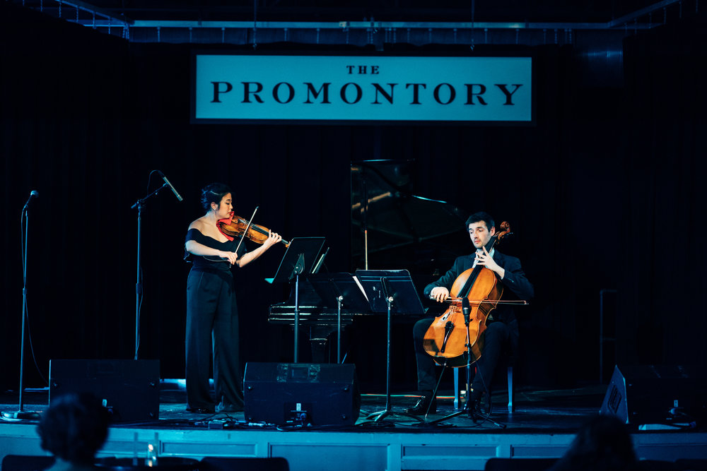 "The Chicago Premiere of Matthew Browne's ""Conversation Piece for Violin and Cello"""