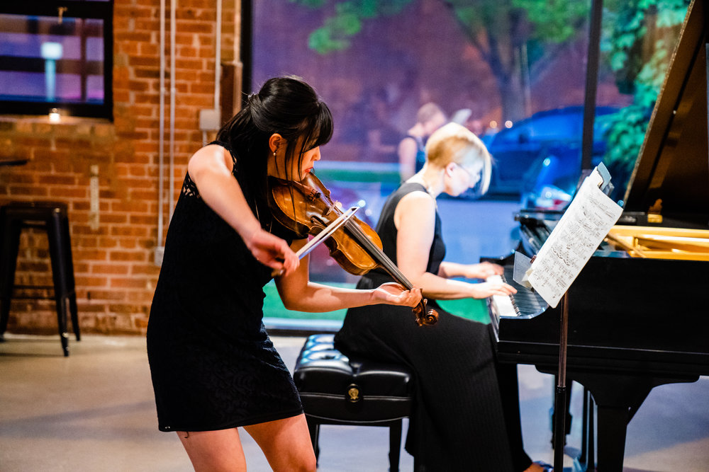 """Élevé: featuring the Chicago Premiere of Matthew Aucoin's new violin and piano sonata, """"Its Own Accord."""""""