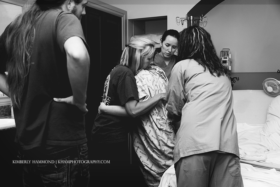 Fort Worth Birth Photography| Harris Downtown| UNT Midwives