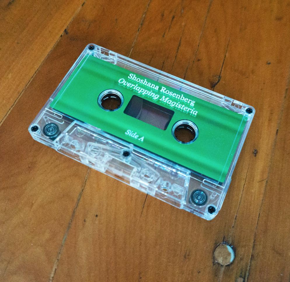 Overlapping Magisteria Cassette