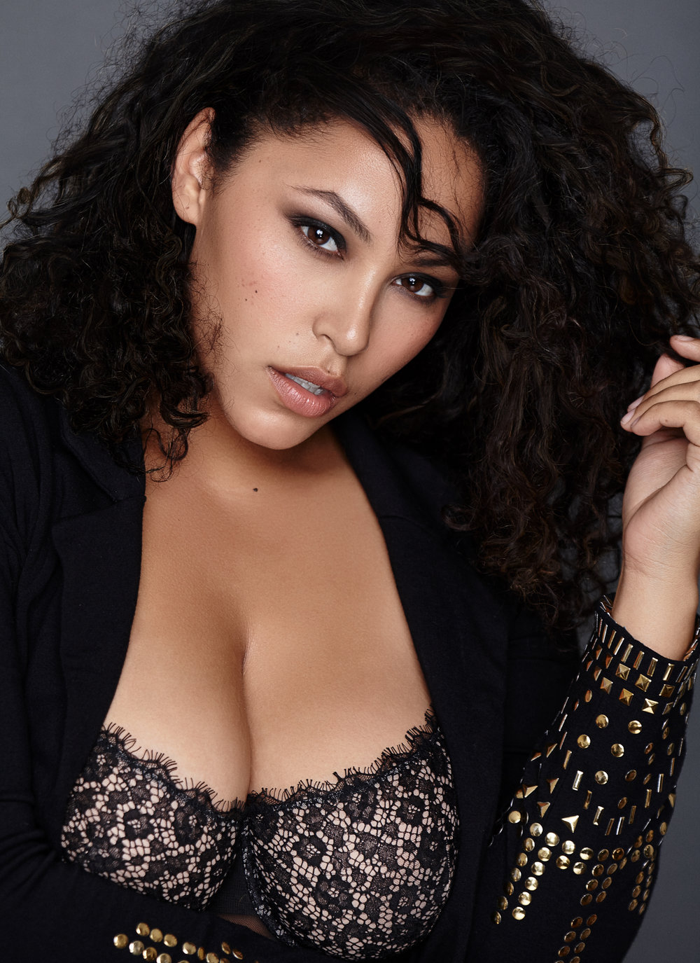 AUDREY RITCHIE FOR CURVY FOX -