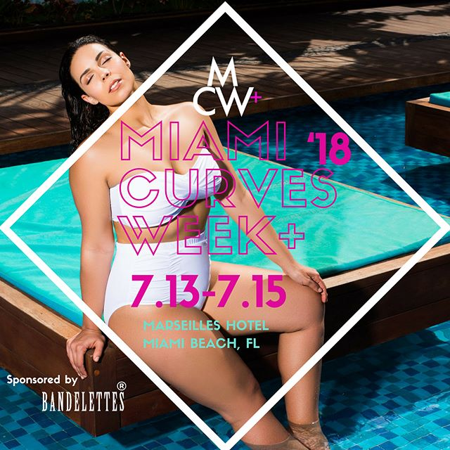Today is the day!! Make sure you get your VIP Weekend Pass to Miami Curves Week+! We are shining a spotlight on curvy women in fashion during #swimweek. Get your tickets now for this awesome event! Visit the website for more details. www.miamicurvesweek.com #fashion #entertainment #plussize #curvyfashion #stylemarketplace #miami #swimweek #miamibeach #celebratemysize @marseilles_hotel