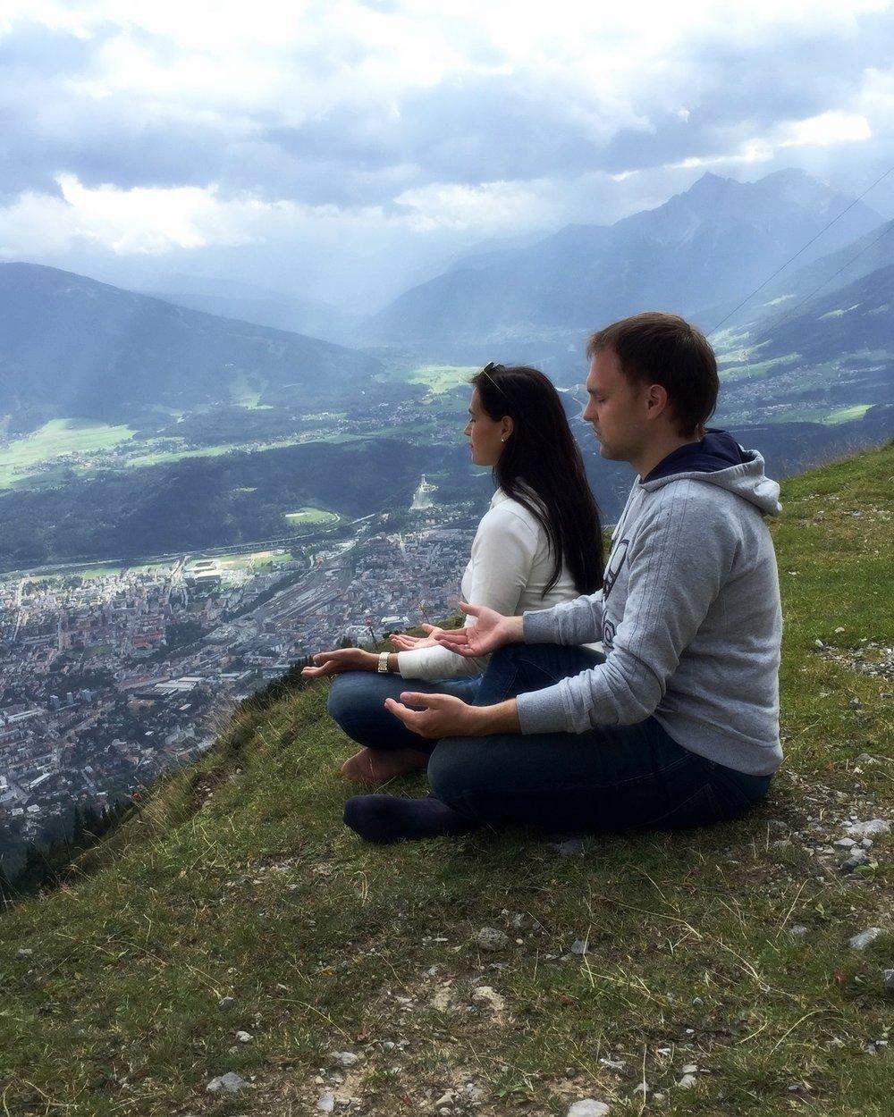 冥想一詞在近年來成為一種時髦用語 - 但是這代表什麼意思呢?