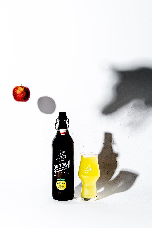 Client: Sunday Cider
