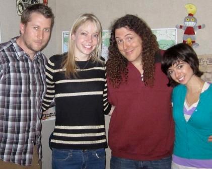 G&O and Weird Al meet again! This time on Scott Aukerman's Comedy Death Ray Radio #53!