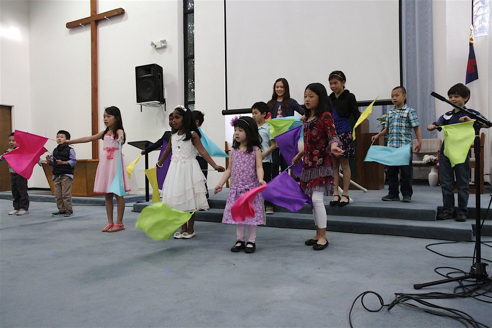 Easter Performance