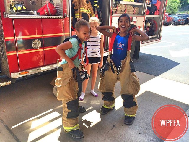 Engine 901 had a great time showing off the truck yesterday at Champions Westlake Gymnastics & Cheer! Happy to help bring some attention to the Saving Belle & Abby cause.  https://www.gofundme.com/vsuaaue4