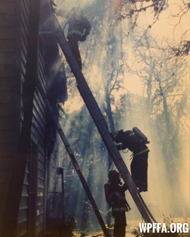 Our first #ThrowbackThursday is this gem from 1995. A fire on Rocky River Road. #westlakehills
