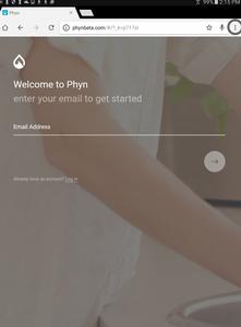 1. in CHROME, go to phynbeta.com, open up the menu (three dots)