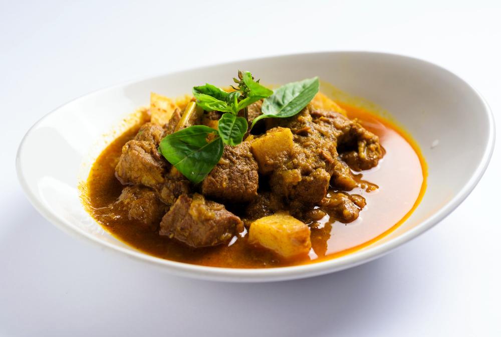 Rangoon Ruby Tender Pork Curry