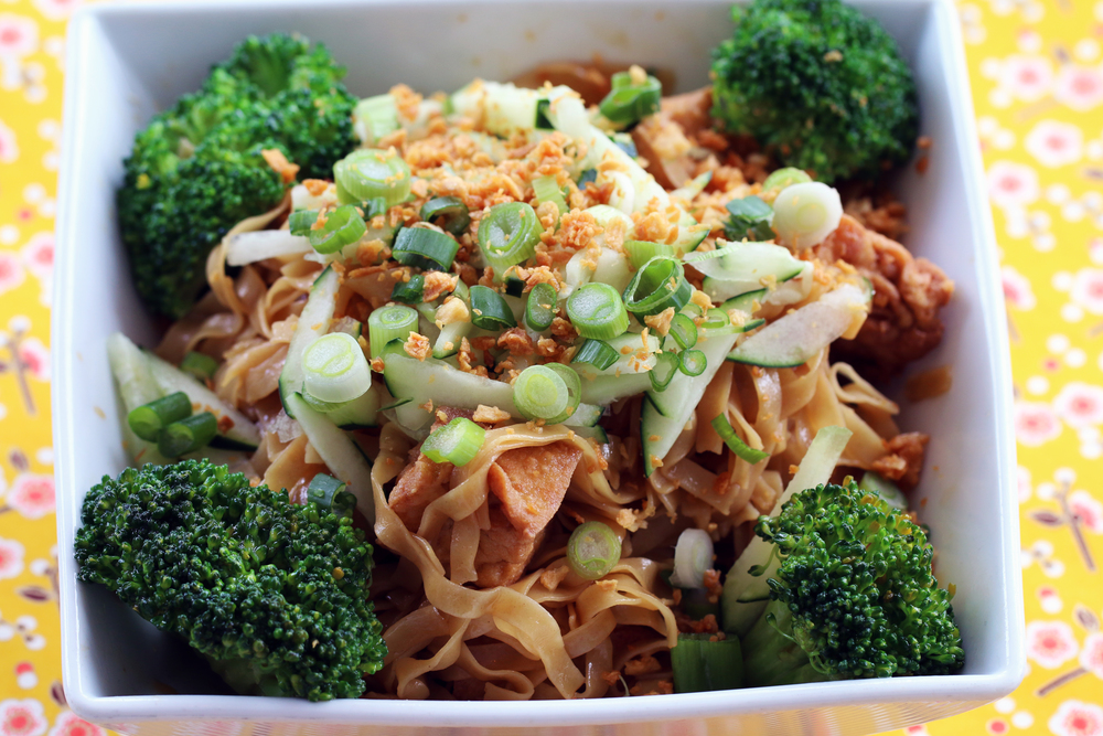 Rangoon Ruby Soft Garlic Noodles