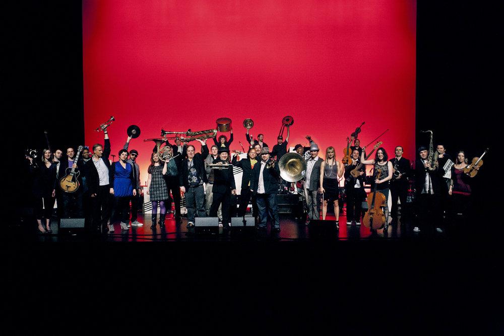 Jazz Mafia Symphony