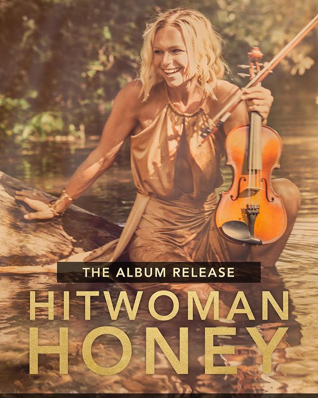 "Hey there! Don't miss the opportunity to win a pair of tix to @shainaviolinista ""Hitwoman Honey"" official album release at California Jazz Conservatory on Wednesday 3/28 7:30p, featuring @cosanostrastringsmusic ,presented by Jazz in the Neighborhood. Just find Cosa Nostra Strings or Jazz Mafia on fb and repost this picture to be entered in a drawing. Winners announced by this Friday. Good luck!!"