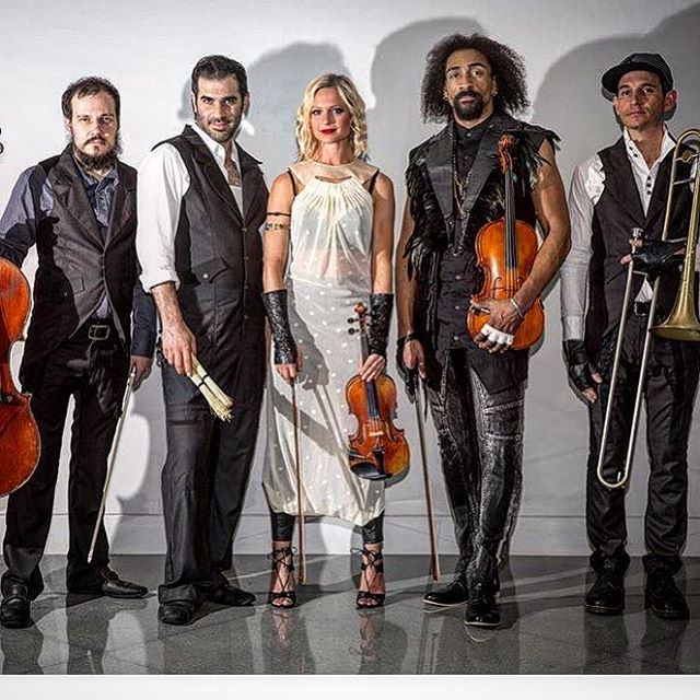 This week you can catch your favorite Bay Area chamber jazz hybrid crossover string band playing at the Healdsburg Jazz Festival!!! Show at 6 and 8p, so you got two chances to rock with us...Get your tickets at Jazzmafia.com #jazzfest #cosanostrastrings