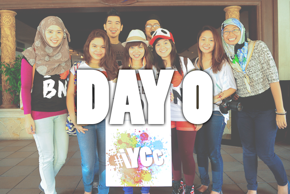 IYCC Day 0