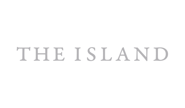 The Island Sydney Harbour Logo
