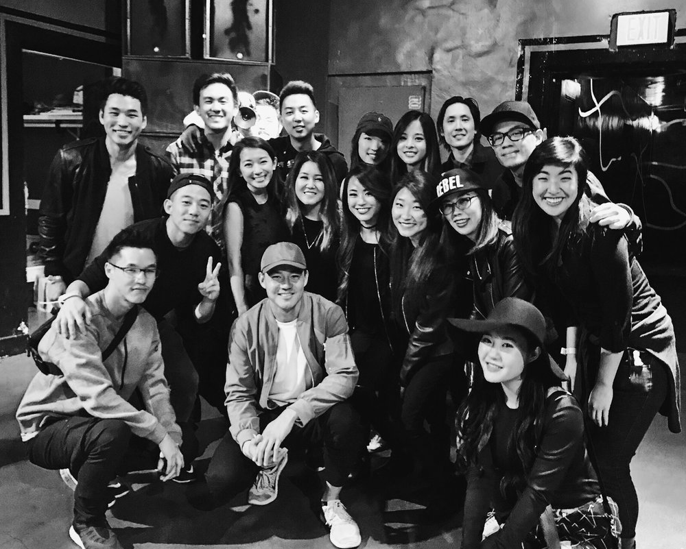 Squaddd! ft. Transparent Agency, Wong Fu Productions, ISAtv and Buzzfeed