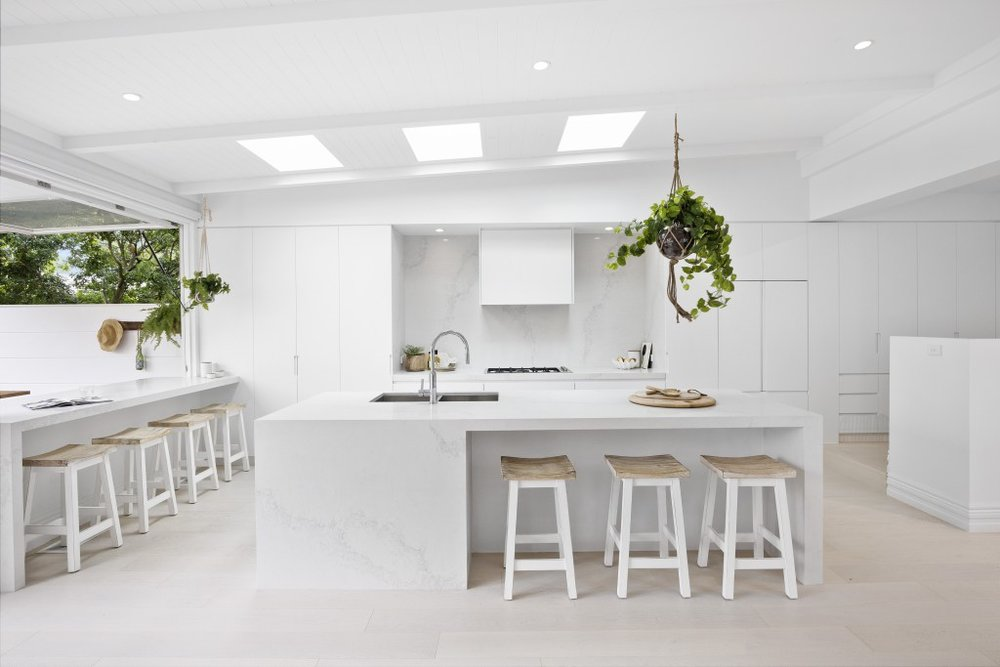 White Kitchens That Are Anything But Boring Portland