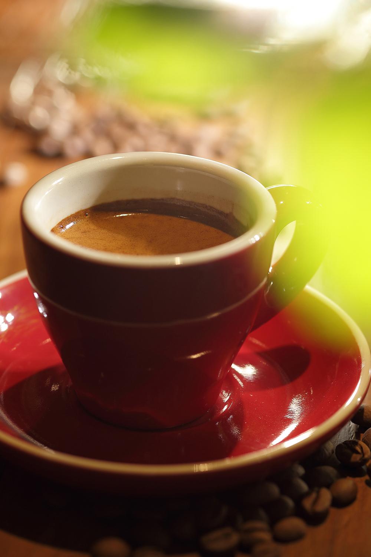 espresso/ristretto