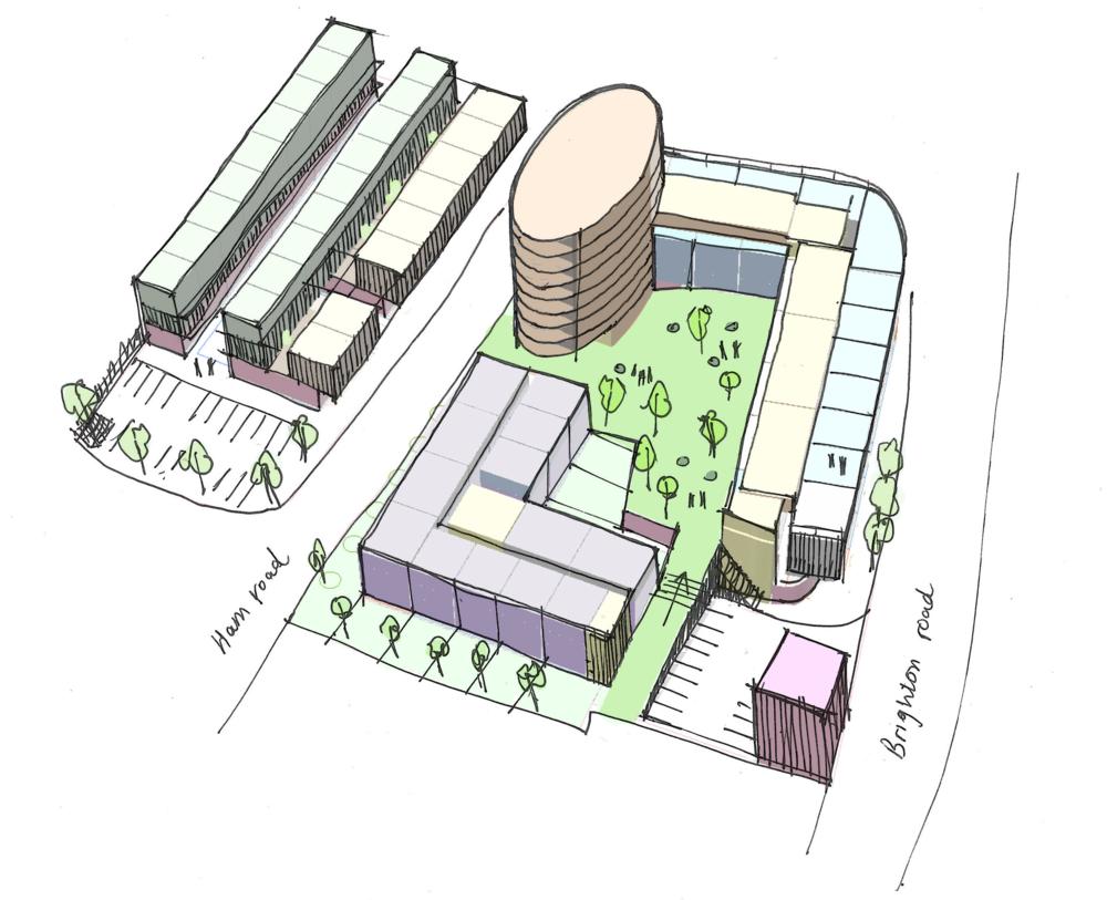 Shoreham Civic ZSTa proposal