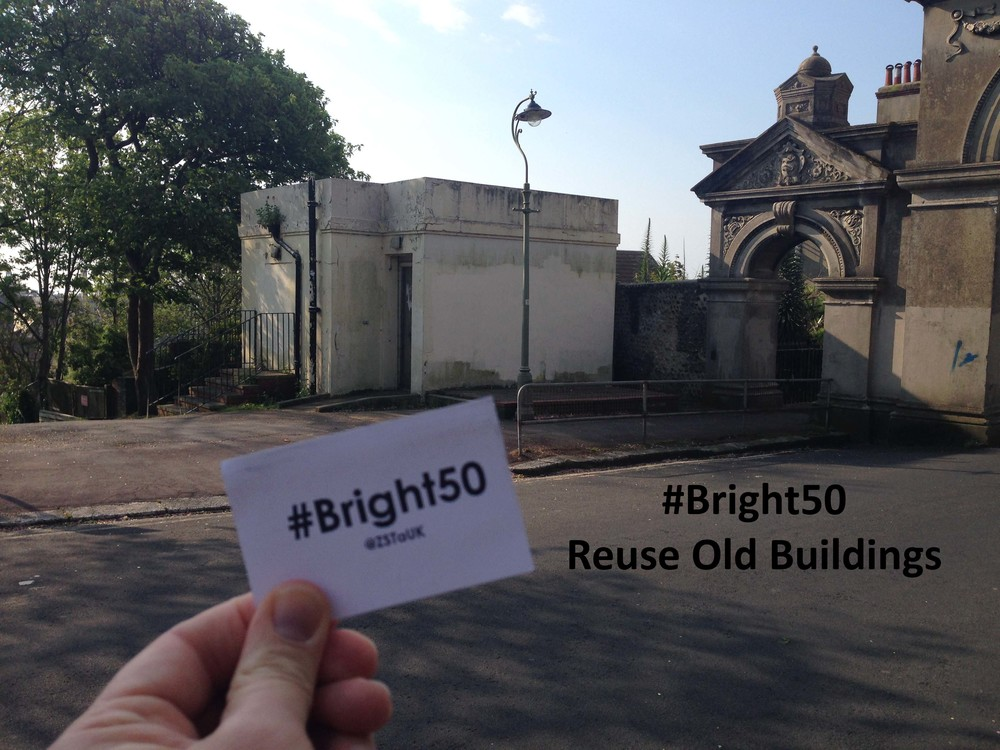 Bright50 reuse old buildings